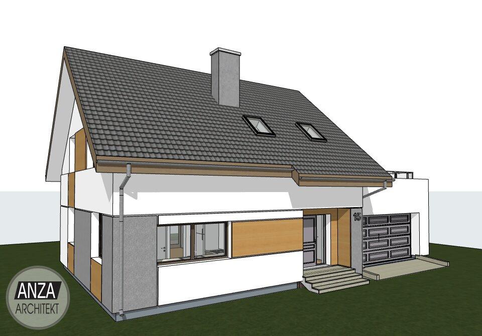 projekt architektoniczny fabryka
