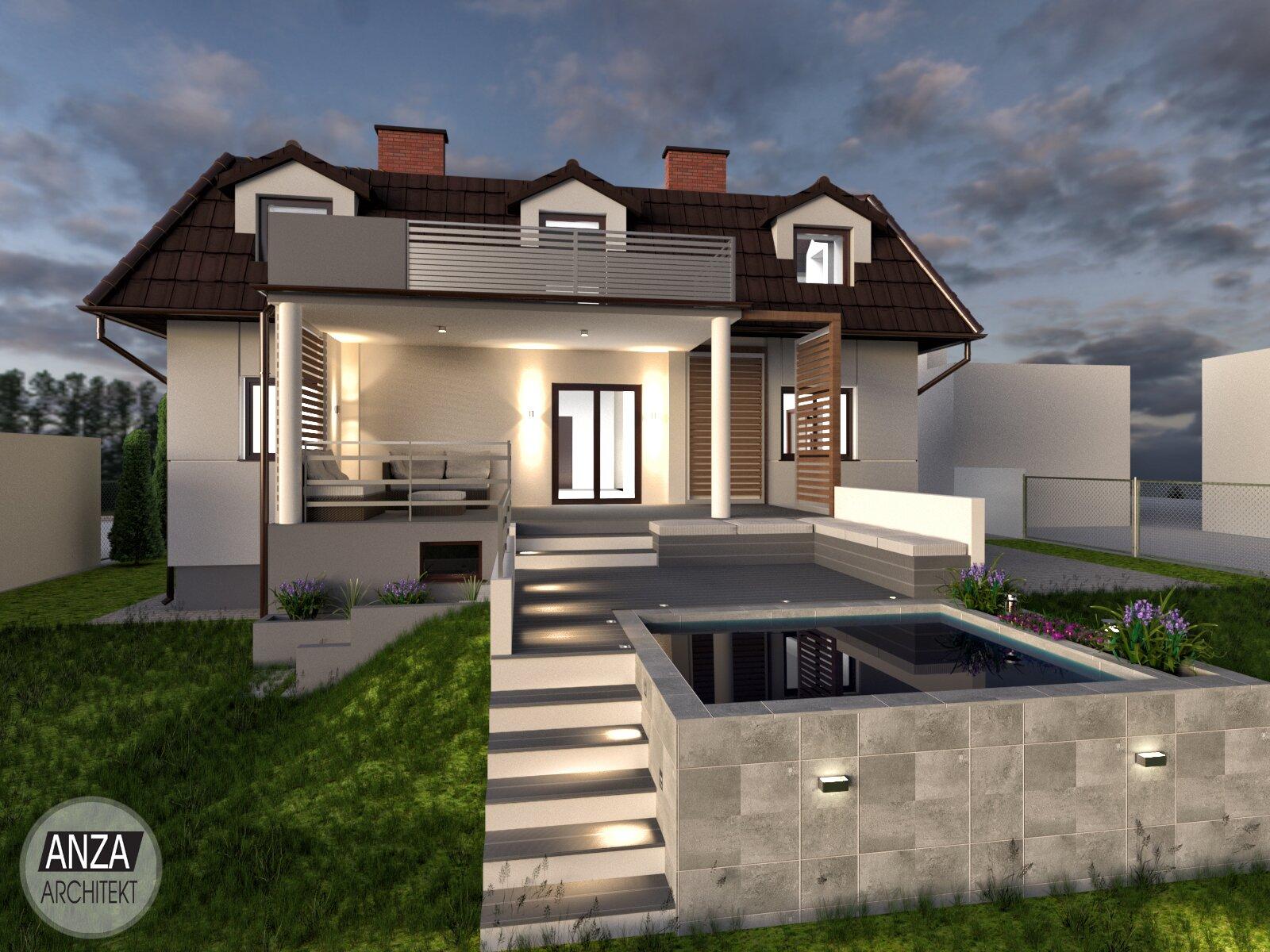 dom jednorodzinny grójec