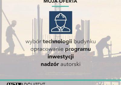 oferta Architekt Warszawa