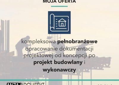 oferta architekt białobrzegi